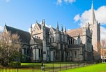 #41973805 - St. Patrick's cathedral in Dublin, Ireland