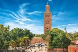 #51619753 - Main square of Marrakesh in old Medina.