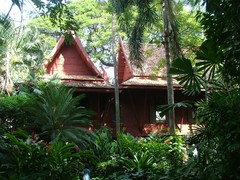 Visiter Maison de Jim Thompson