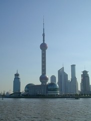 Visiter Pudong