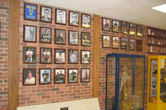 Visiter Wall of Fame